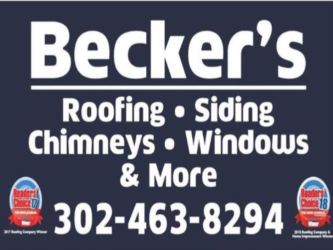 Beckers Chimney and Roofing LLC